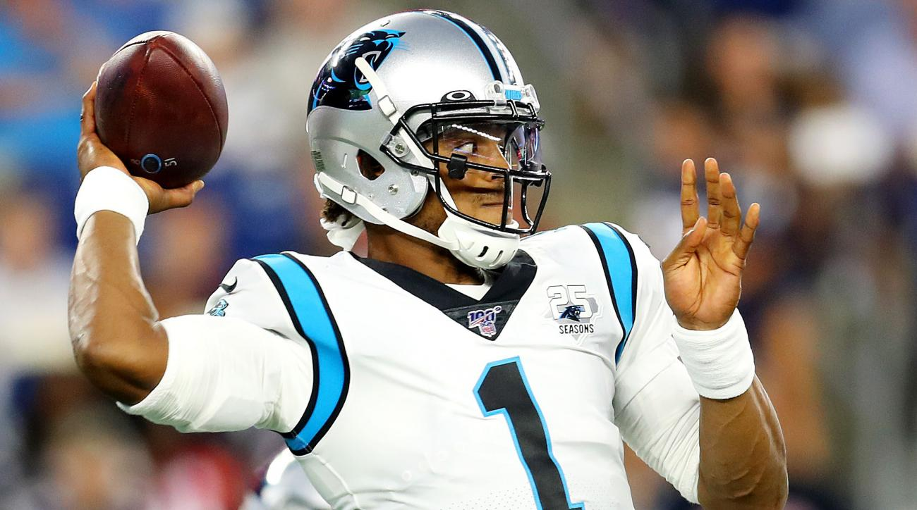 NFL Week 1 2019 Previews: Panthers and Seahawks are Favorites