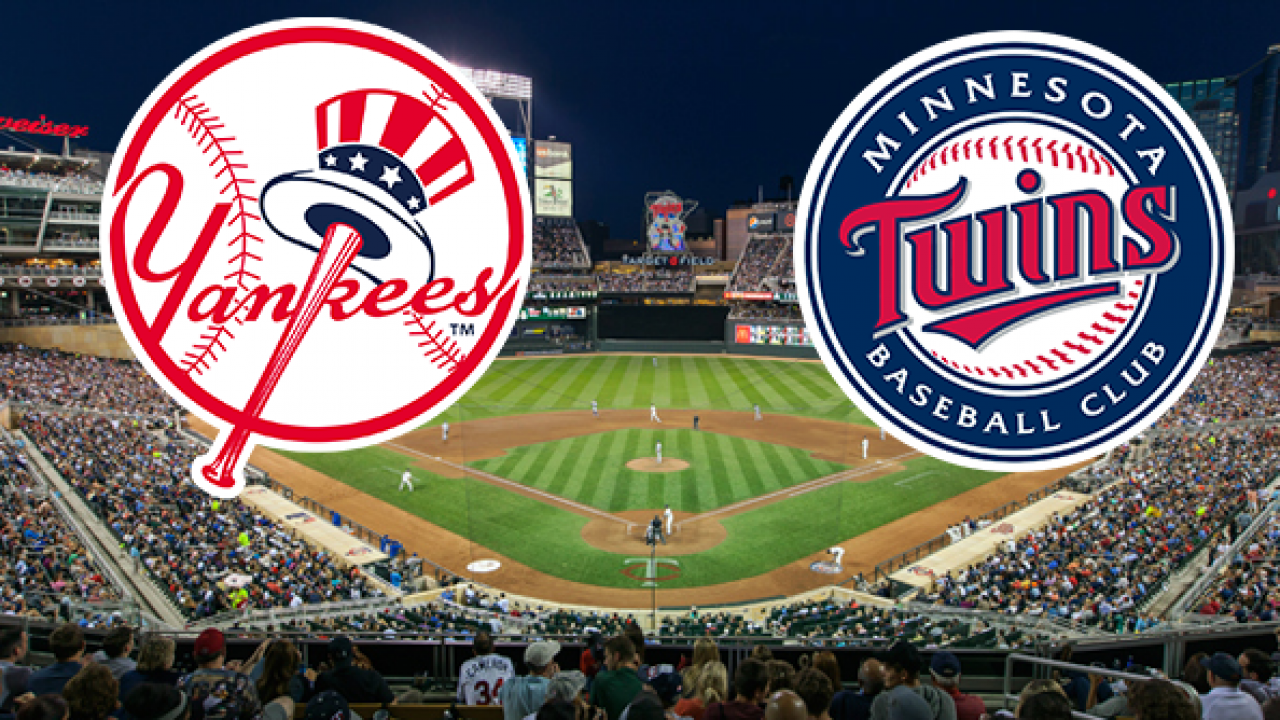 Yankees vs. Twins Gambling Odds, 2019 ALDS Prop Bets
