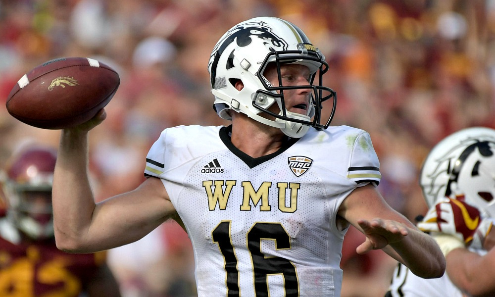 College Football Betting Odds: WMU Broncos Vs. NIU Huskies