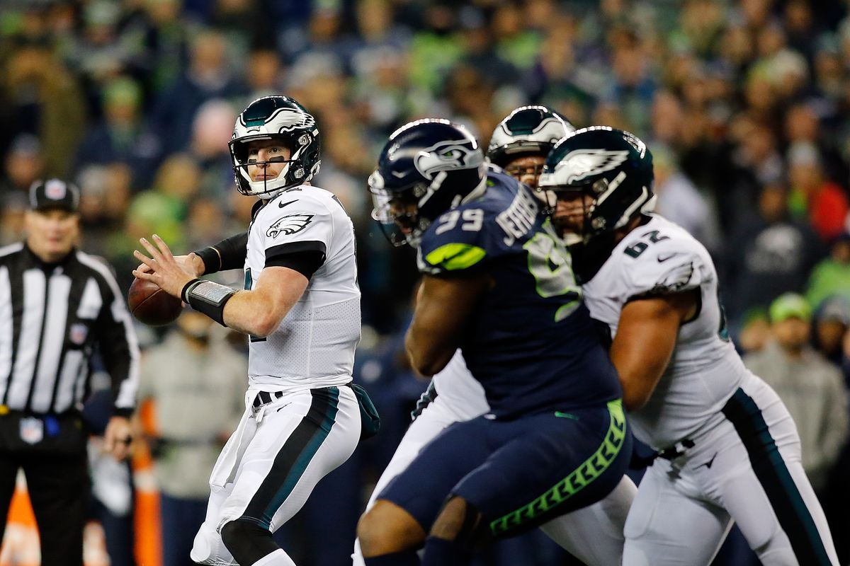 Seahawks at Eagles Betting  Odds, NFL Week 12 Previews and Predictions