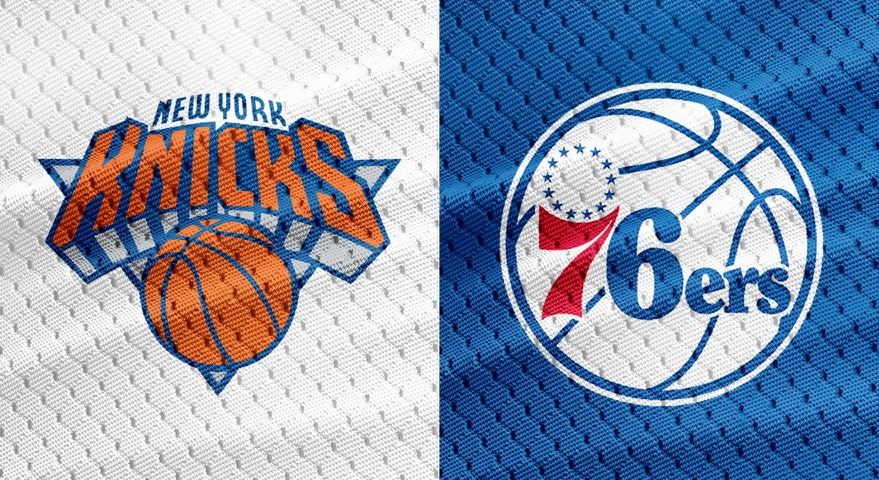 NBA Sports Betting Odds: New York Knicks at Philadelphia 76ers