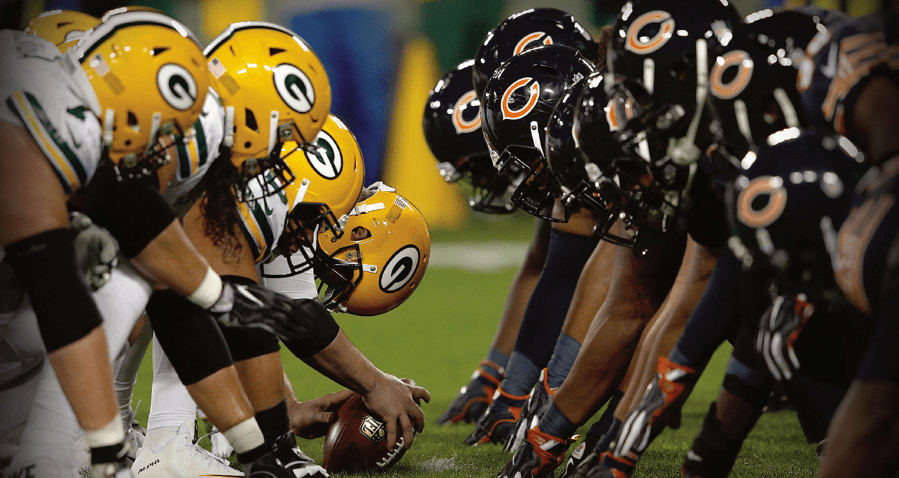 Packers vs. Bears Betting Odds and Game Preview