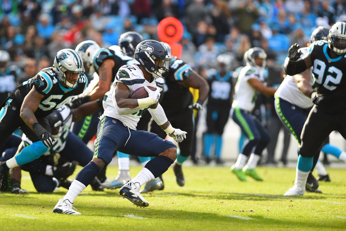Seattle Seahawks vs. Carolina Panthers Betting Odds