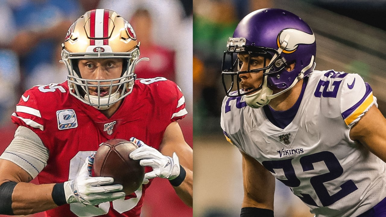 49ers vs. Vikings Betting Odds, 2020 NFL Playoffs Betting