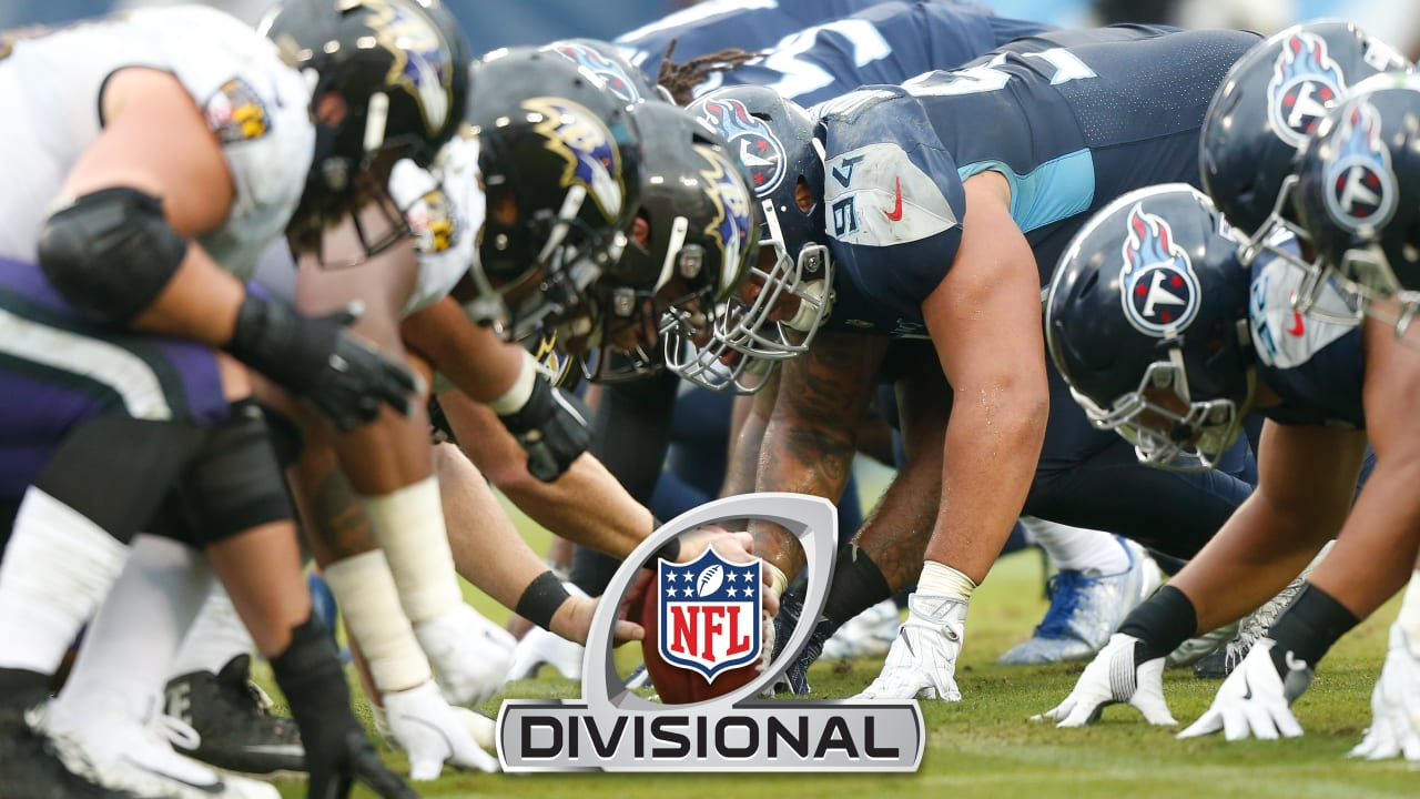 Ravens vs. Titans Betting Odds, 2020 NFL Playoffs Odds